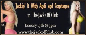 Jack Off with Ms. Andi and Ms. Constance